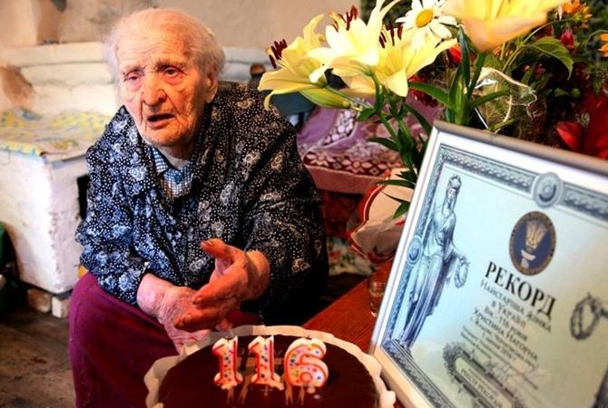 ВЧерниговской области погибла самая старая жительница Украинского государства