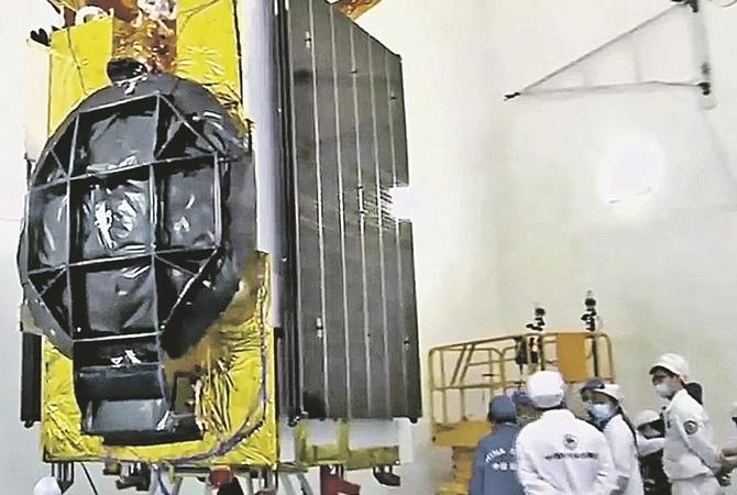 Китайцы испытали двигатель, нарушающий законы физики