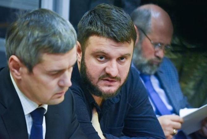 Соломенский райсуд столицы Украины  арестовал недвижимость сына Авакова