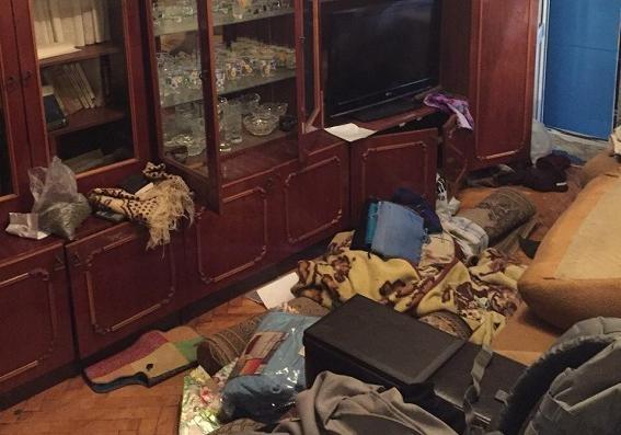 ВКиеве вжилом доме произошел взрыв