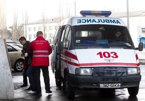 ВСоломенском районе ребенок получил смертельную травму, перелезая через железный забор