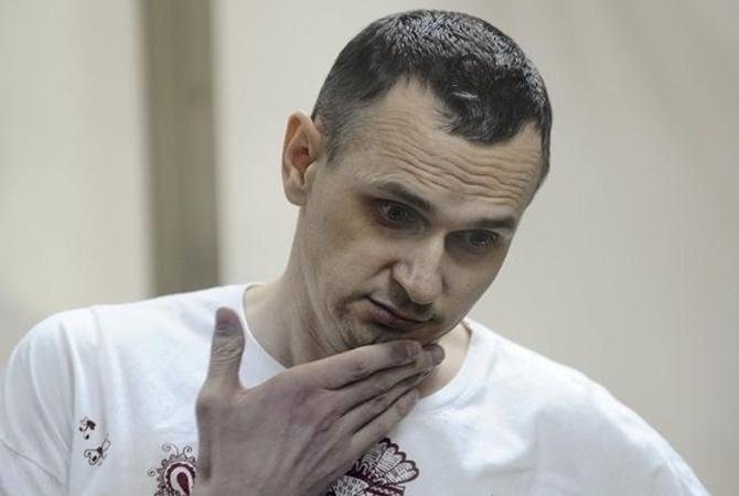 Сенцова расположили вштрафной изолятор колонии наЯмале