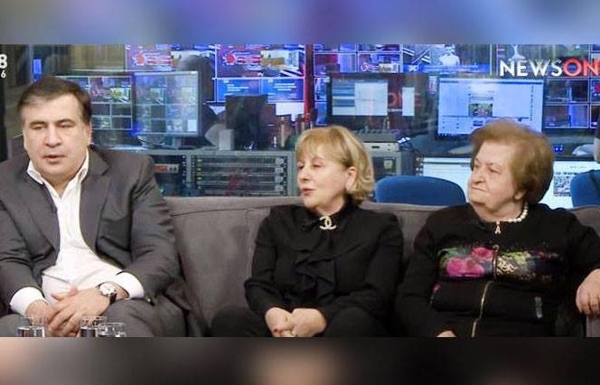 ВГрузии скончалась  известная  бабушка Саакашвили