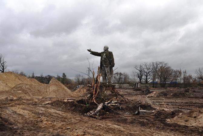 «Шок. Сенсация»: ВКиеве отыскали  последнего уцелевшего Ленина
