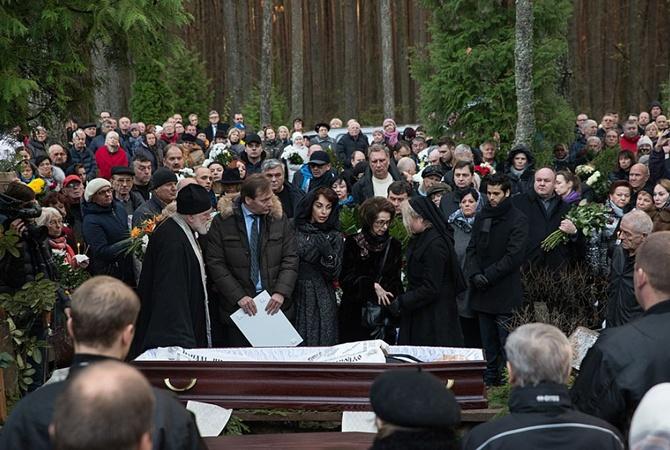 средняя цена по похороны в россии