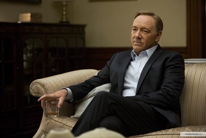 Телесериал «Карточный домик» продолжат снимать без Спейси