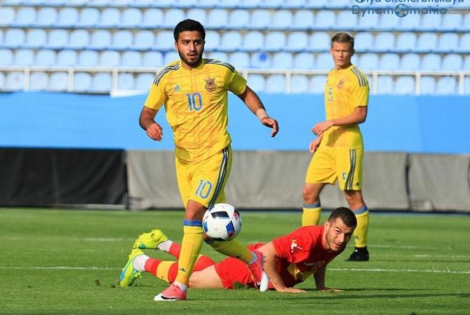 Капитан молодежной сборной сменил Украинское государство наГрузию
