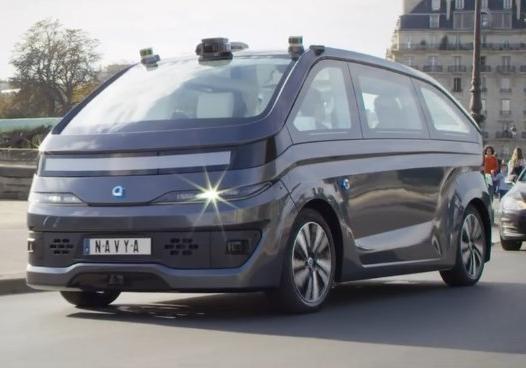 Очередная попытка сделать на100% автономное такси