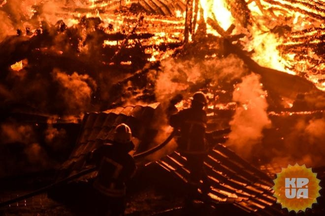 Специалисты определили причину пожара вдетском лагере Одессы
