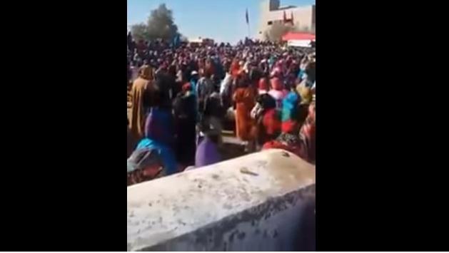 ВМарокко вовремя раздачи еды вдавке погибли 15 человек