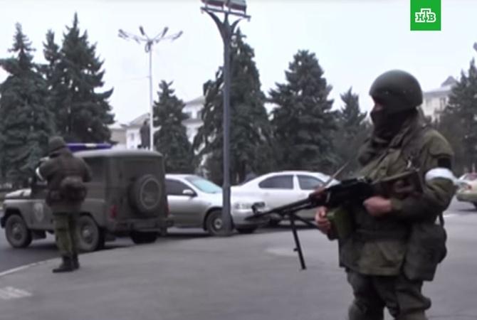 Переворот в«ЛНР»: Украинские войска приведены вбоевую готовность