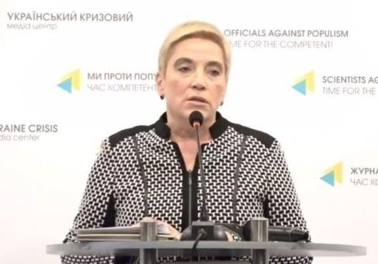 Экс-чиновница НАПК Соломатина показала переписку с«куратором изАП»