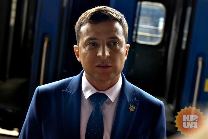 Владимир Зеленский: «Сваты»— про семью, любовь идетей
