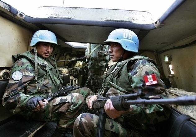 ВМали убиты трое миротворцев ООН