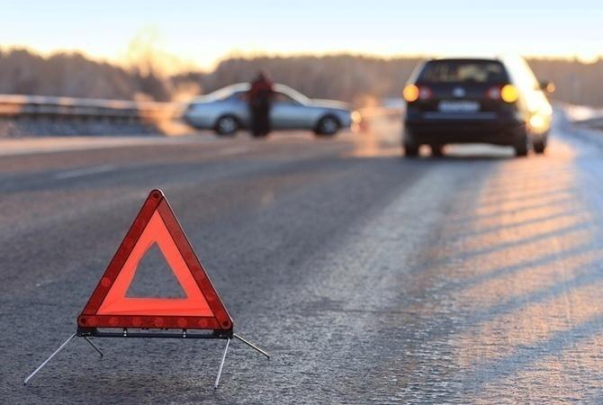 ДТП вблизи Львова: пострадали 12 человек, среди которых беременная женщина
