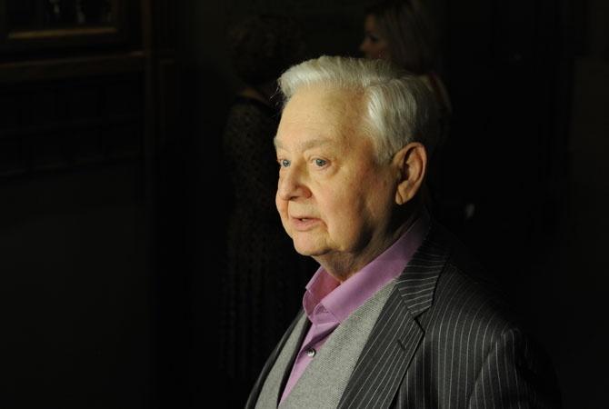 Артист Олег Табаков попал вреанимацию
