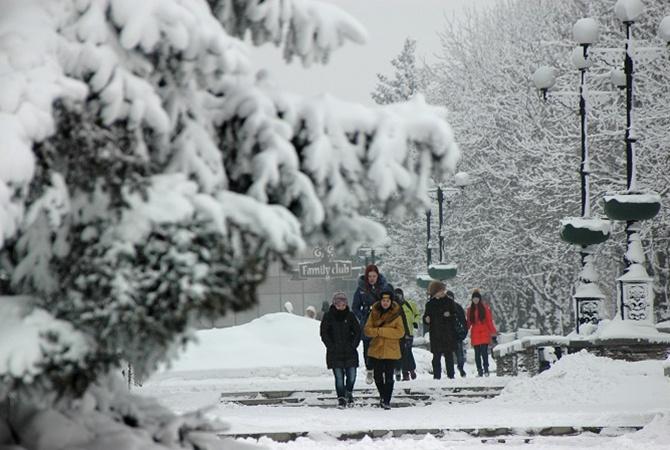 Народный синоптик:  Украину ждет морозная и снежная зима
