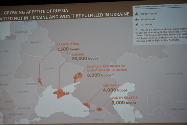 СБУ зарегистрировала уголовное производство пофакту демонстрации воЛьвове карты с«Л/ДНР»