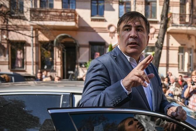 Дядю Саакашвили непустили в государство Украину