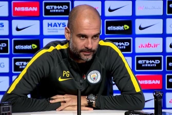 Гвардиола: вкакой-то момент «Манчестер Сити» проиграет