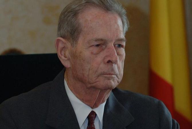 Скончался монарх Румынии Михай I— Хозяин стальной короны