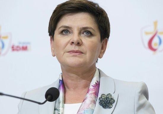 Премьер Польши ушла вотставку