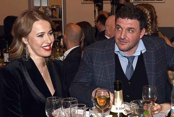 Ксения Собчак призналась, что ужасно боится своего мужа (2)