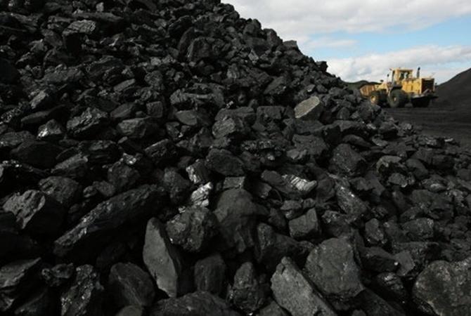 Очередная партия угля изЮАР прибыла в Украинское государство