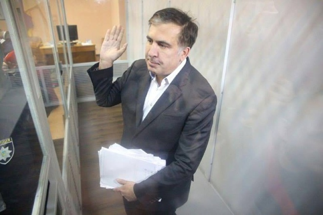 Саакашвили вызвали вГенпрокуратуру как подозреваемого на18декабря
