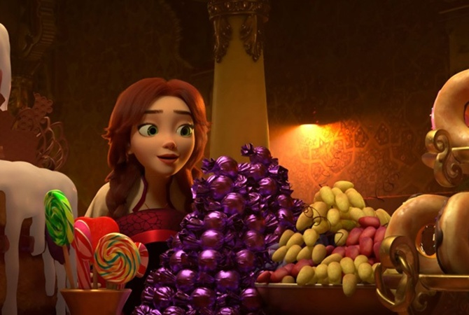 Размещен 1-ый трейлер украинского мультфильма «Похищенная принцесса: Руслан иЛюдмила»