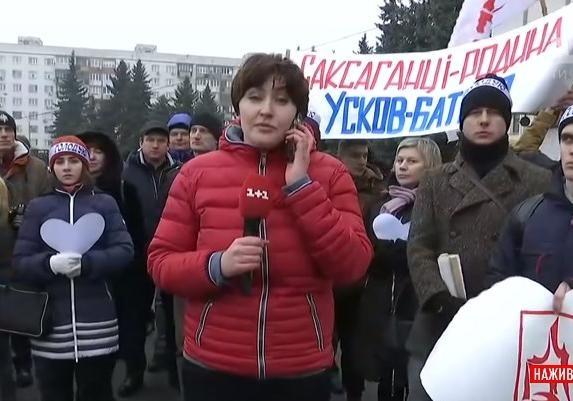 ВКиеве актеры устроили голодный бунт
