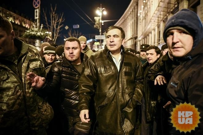 В Беларуссии украинские игрузинские чиновники тайно готовят экстрадицию Саакашвили