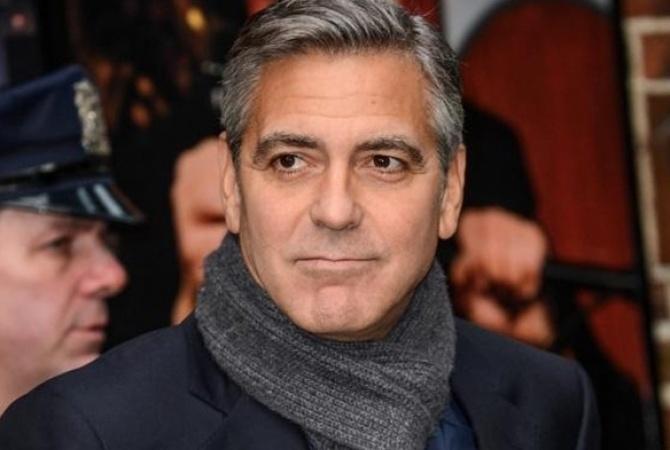 Возникла привлекательная информация оДжордже Клуни— Дружба заденьги