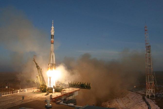 Космический корабль «Союз МС-07» удачно стартовал сБайконура кМКС