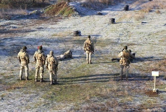 Недруг лупит изтяжелой артиллерии, погибли трое украинских воинов— АТО