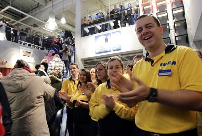 IKEA угодила всерьезный налоговый скандал— Дело на млрд.
