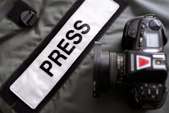Напротяжении 2017г. вмире погибли 97 корреспондентов