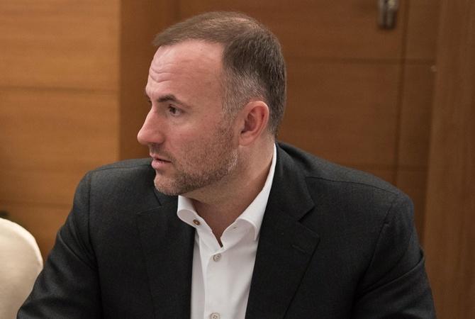 Нового украинского миллионера Фукса непустили вСША