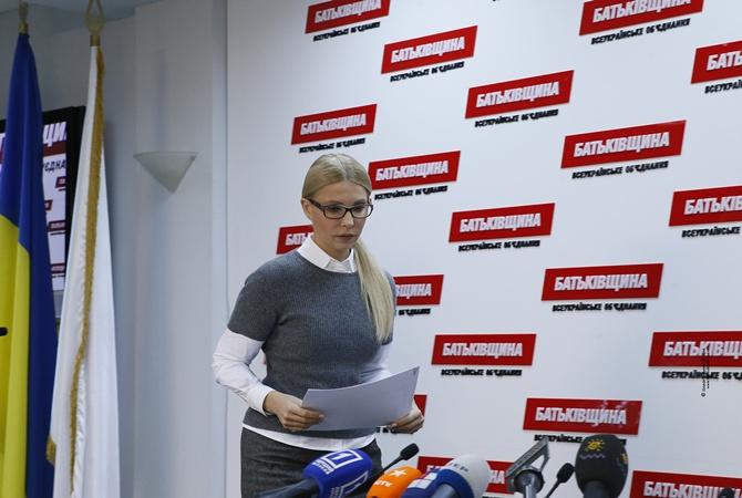 Тимошенко оПорошенко: То нетрезвый, тодурной