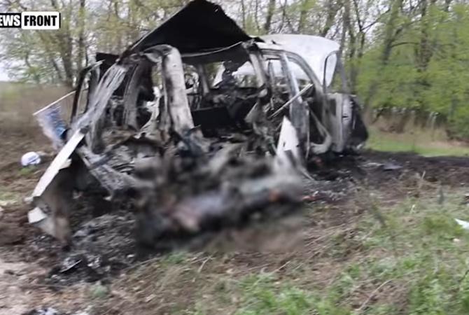 ВДонбассе погибли 85 мирных граждан загод— ОБСЕ