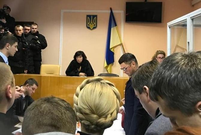 Высший совет правосудия начал рассматривать жалобы насудью Цокол, отпустившую Саакашвили
