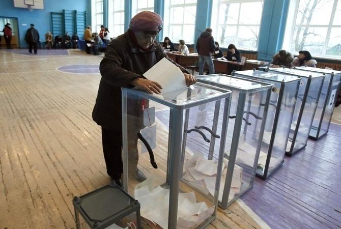 Где икого сегодня будут выбирать— Выборы вгосударстве Украина