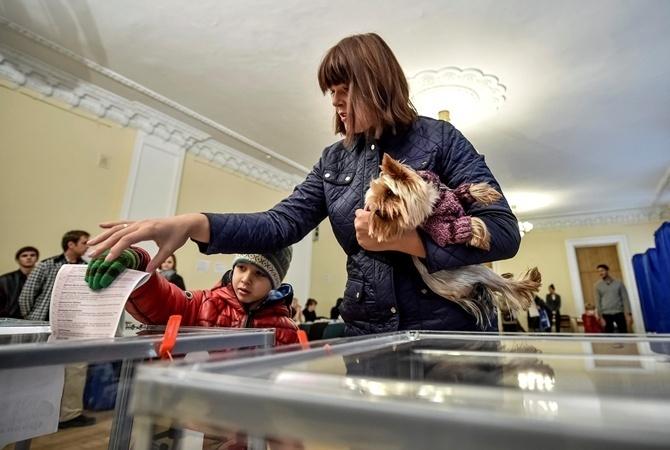 В 3-х областях некоторые участки открылись сопозданием— Выборы вОТГ