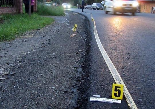 НаПолтавщине столкнулся микроавтобус и грузовой автомобиль, есть погибший