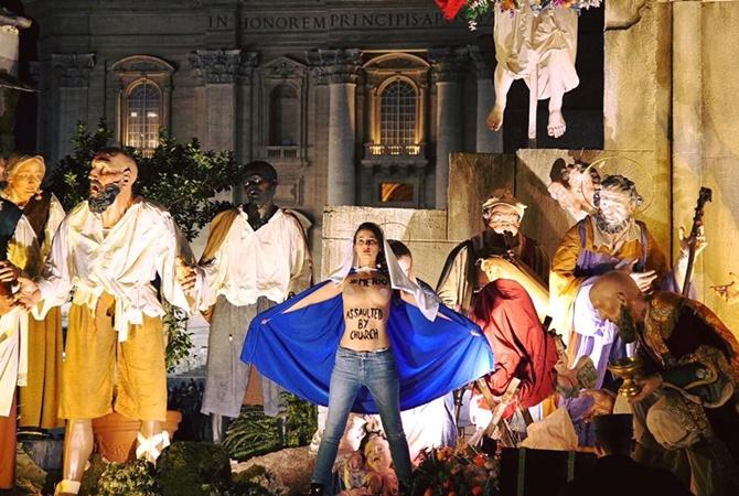 Папа Римский призвал кмиру наДонбассе