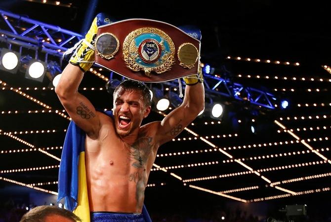 Fightnews признал Ломаченко лучшим боксером года