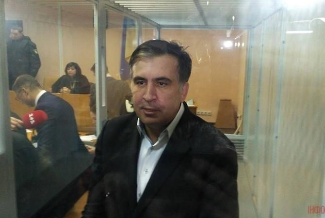 Суд отказался воспрещать экстрадицию Саакашвили изУкраины