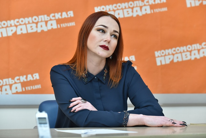 ольга янковская экстрасенс фото