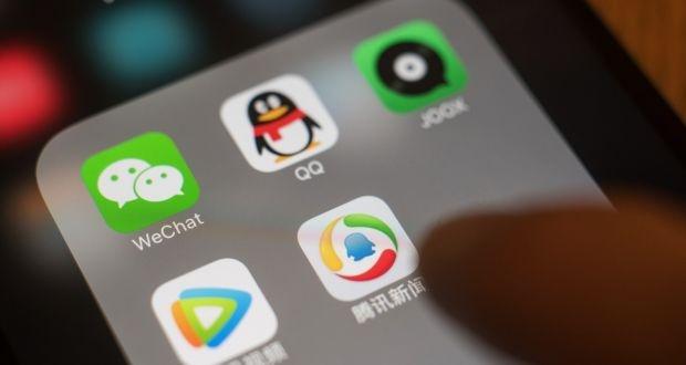 Китайцы поменяют паспорта нааккаунты всоцсети WeChat