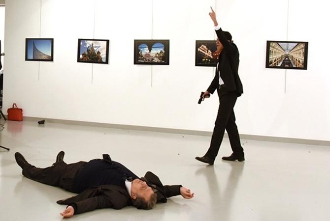 ВАнкаре арестован организатор выставки, накоторой был убит русский посол